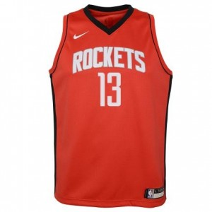 KIDS' JAMES HARDEN HOUSTON ROCKETS SWINGMAN ICON
