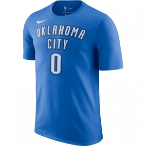 RUSSELL WESTBROOK OKLAHOMA CITY THUNDER NIKE DRY