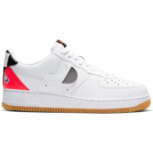 AIR FORCE 1 LOW '07 LV8 NBA PACK 'WHITE'