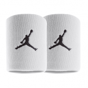 JORDAN JUMPMAN WRISTBANDS 'WHITE'